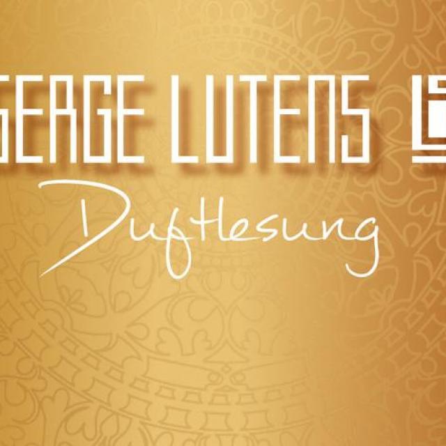 Serge Lutens Duftlesung