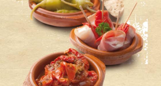Tapas - kleine Gerichte